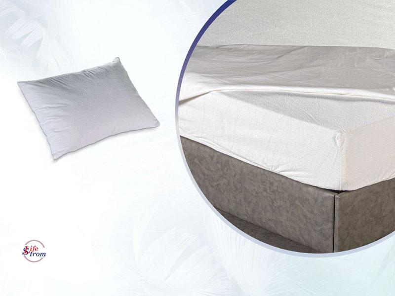 Προστατευτικό Κάλυμμα μαξιλαριού και στρώματος